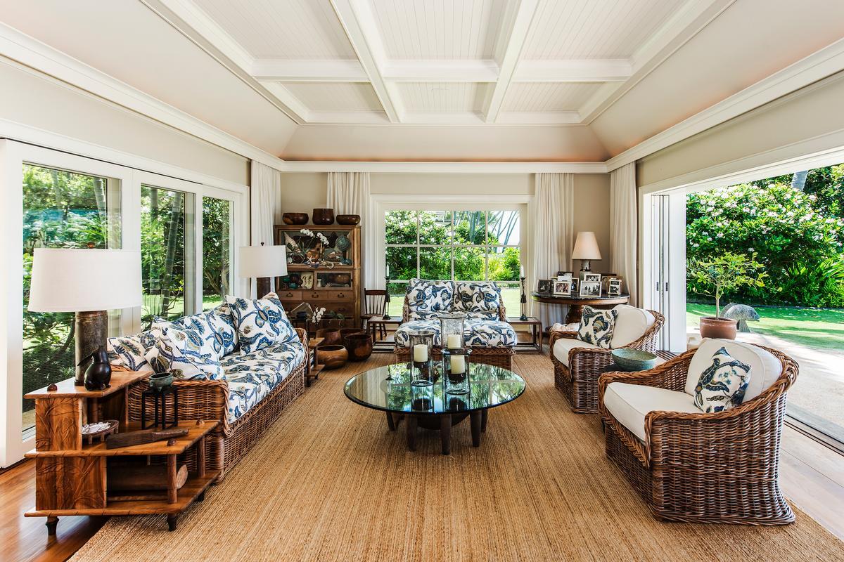 beachfront diamond head retreat luxury real estate