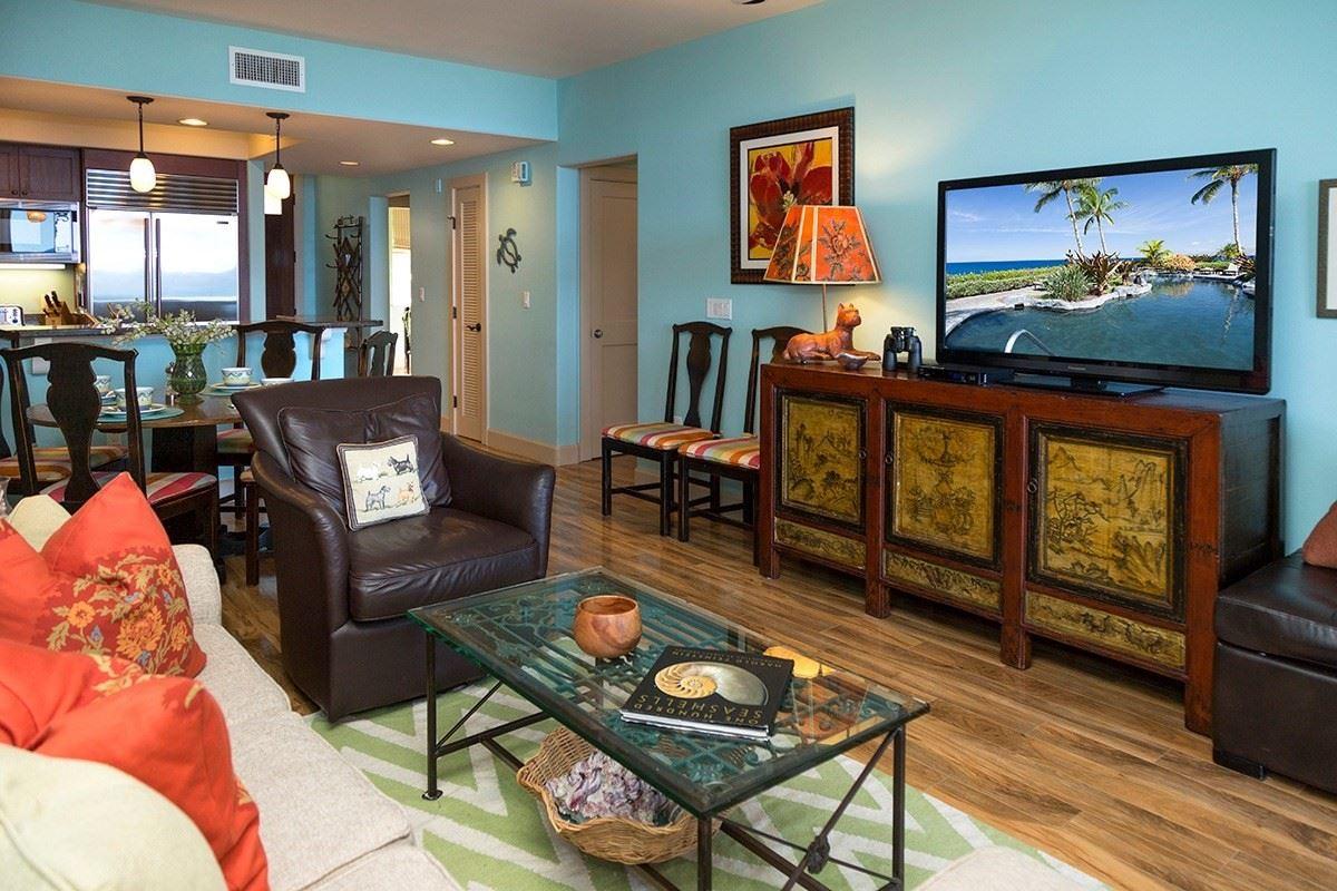 Halii Kai ground floor oceanfront condo luxury real estate