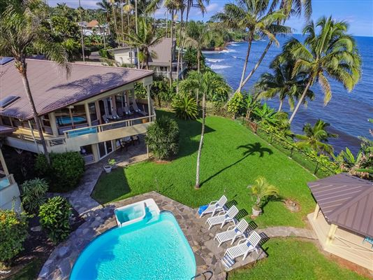 classically elegant oceanfront compound luxury homes