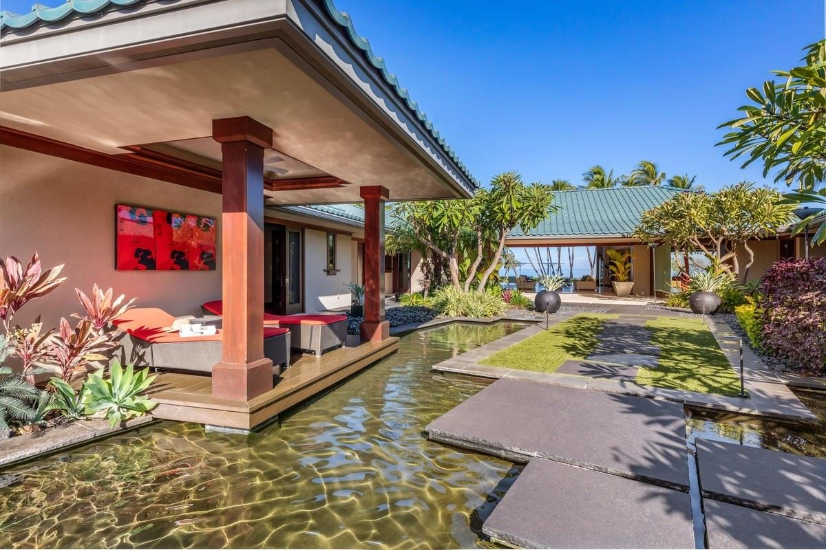 Luxury homes contemporary beachfront living with a casually elegant vibe