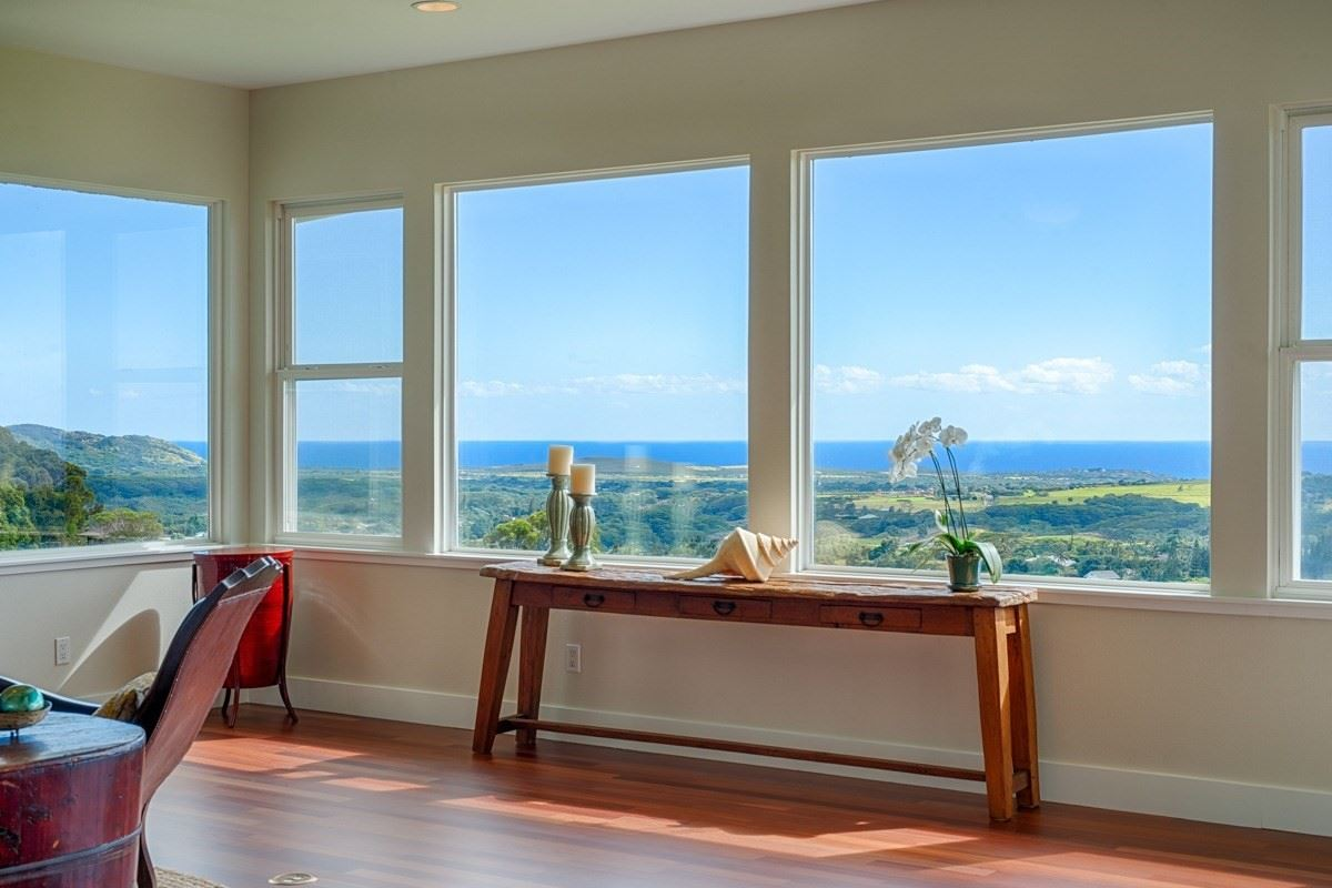 Luxury homes in beautiful estate property with gorgeous views