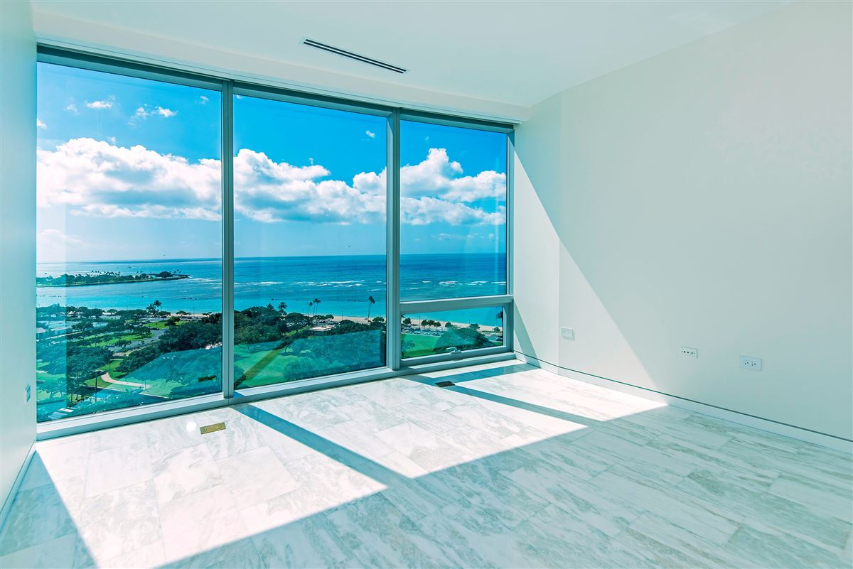 ocean view honolulu luxury condo - Waiea mansions