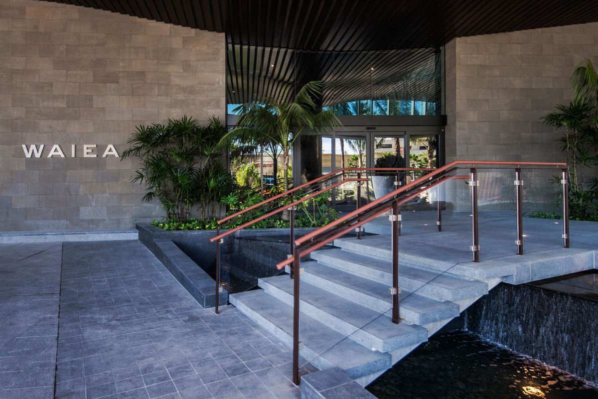 Mansions in ocean view honolulu luxury condo - Waiea