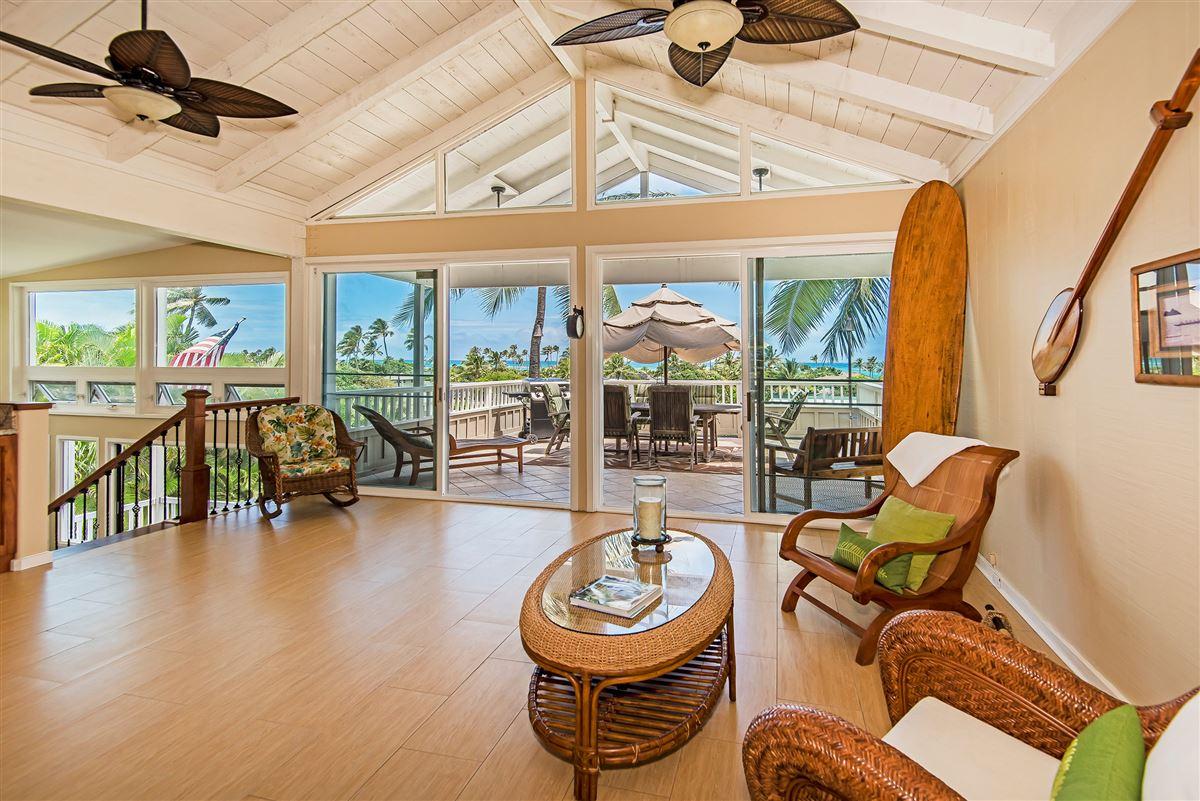 Luxury real estate LANIKAI OCEAN VIEWS