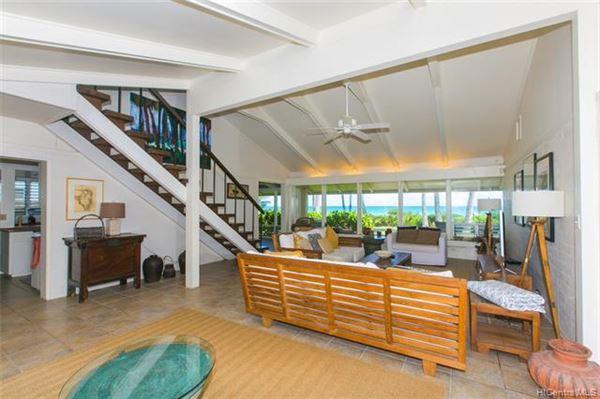 Luxury homes magnificent beachfront estate
