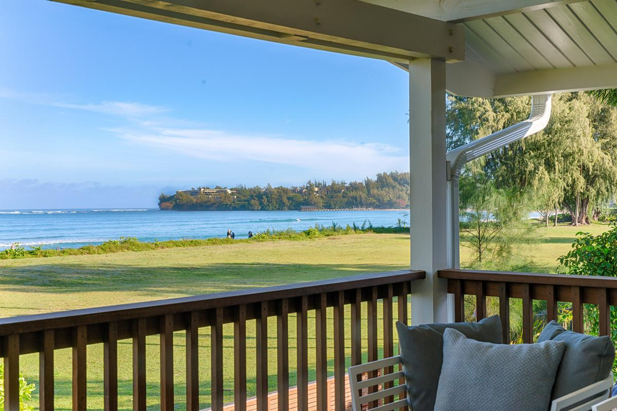 Luxury homes in Hanalei Bay View