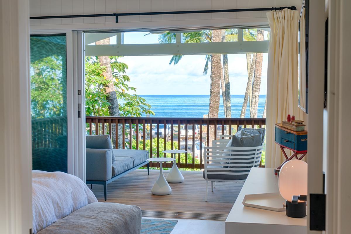 Luxury homes Hanalei Bay View