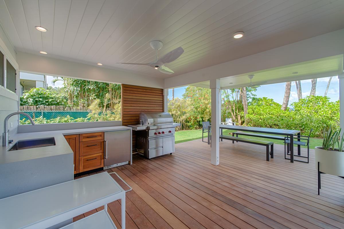 Luxury properties Hanalei Bay View