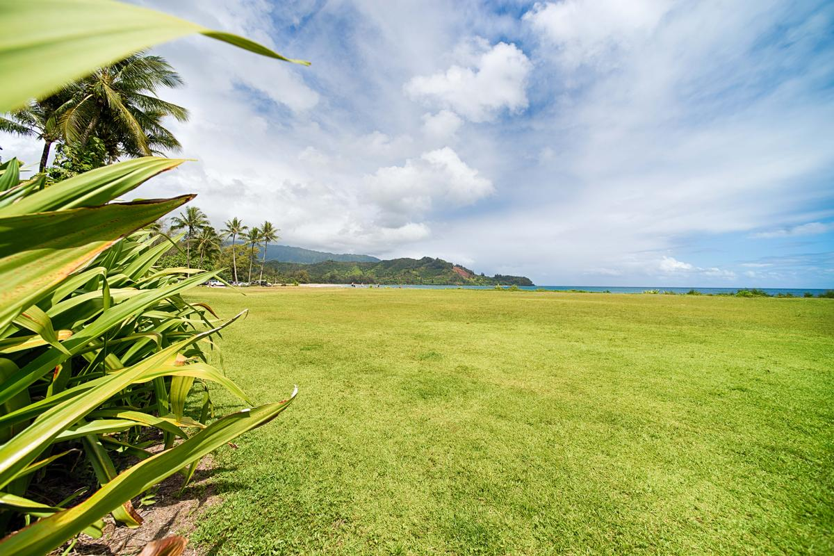 Luxury homes Hanalei Bay View Cottage
