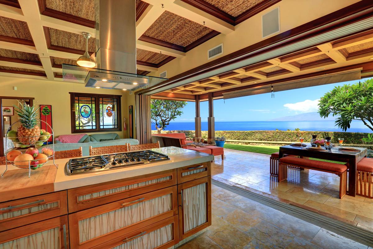 Aloha Spirit Maui luxury homes
