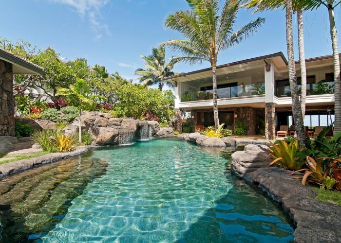 Luxury homes Royal Kailua
