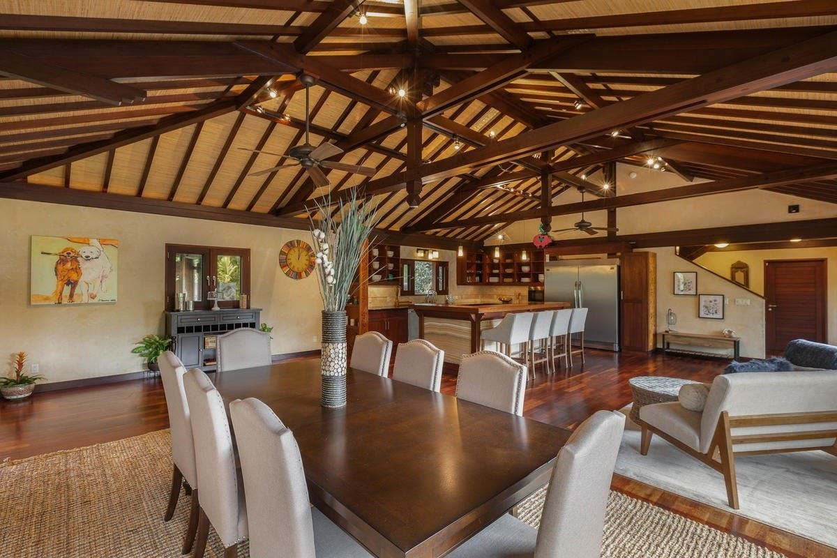 exquisite Bali style home on seven acres luxury properties