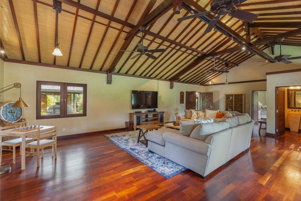 exquisite Bali style home on seven acres mansions