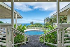 beautiful residence in Kona Sunshine Estates  mansions