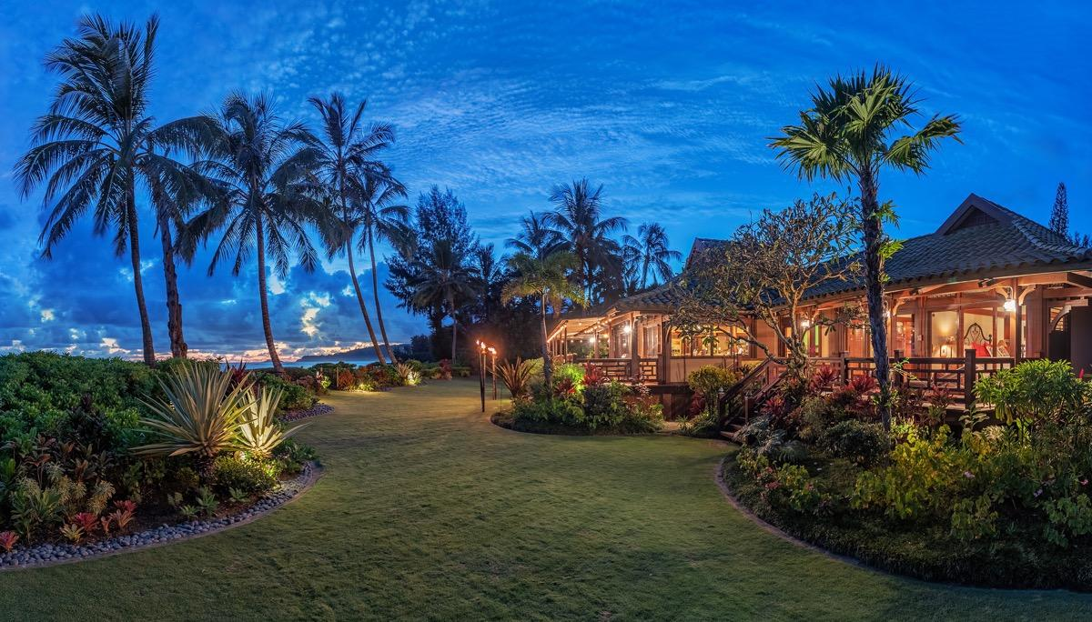 one-of-a-kind Oceanfront Estate luxury real estate