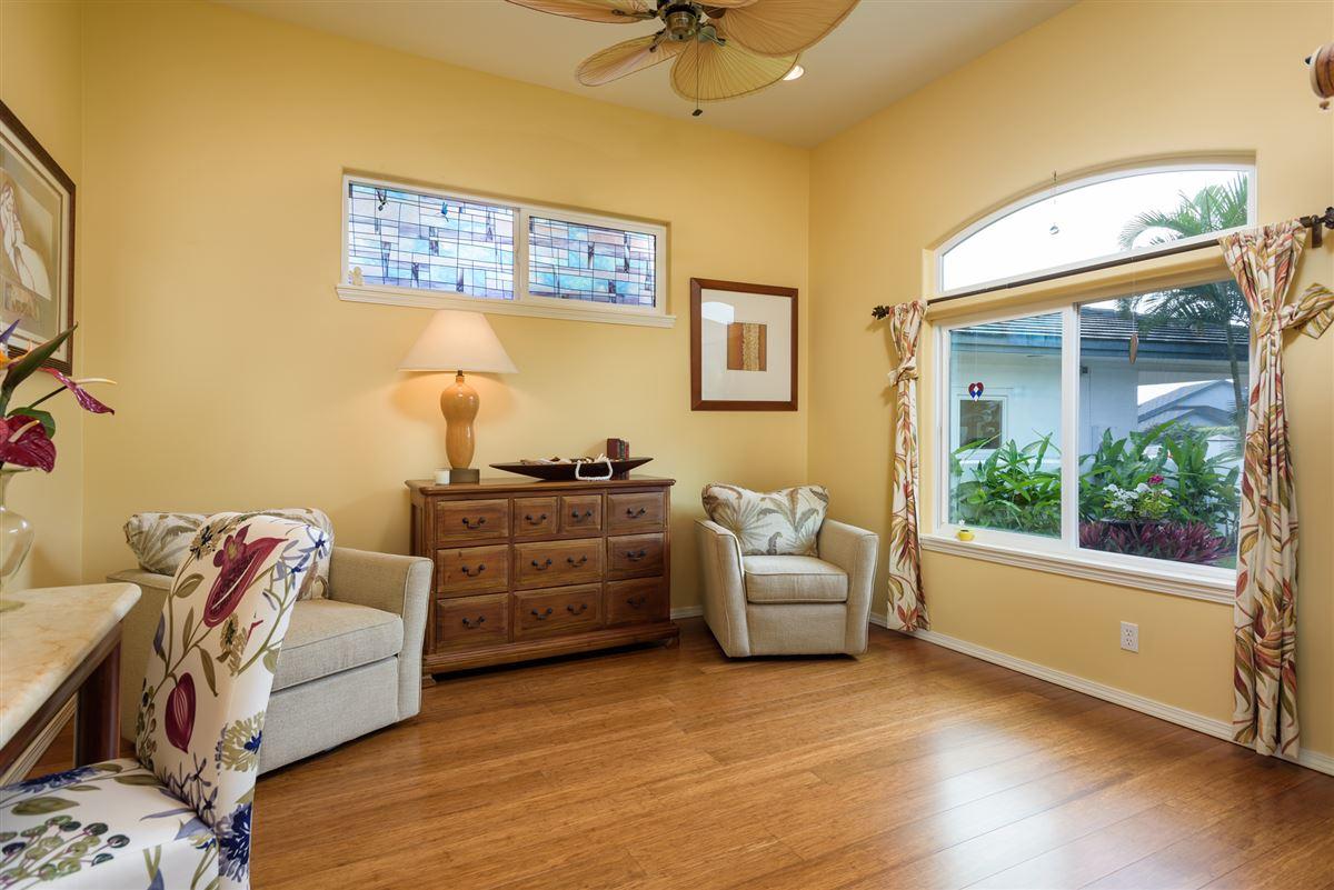 Polished single level home luxury homes
