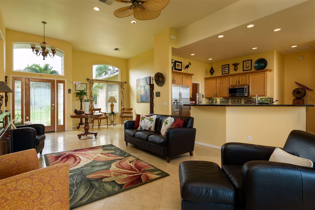 Polished single level home luxury real estate