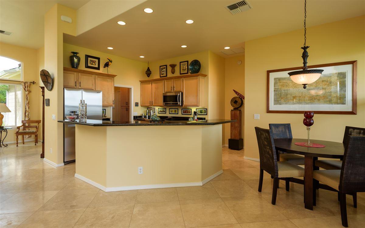 Polished single level home luxury properties