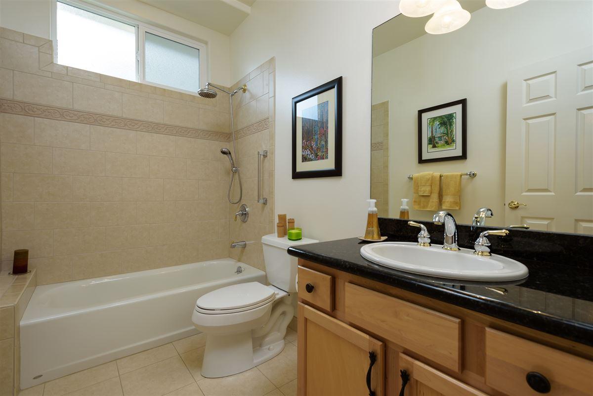 Luxury real estate Polished single level home