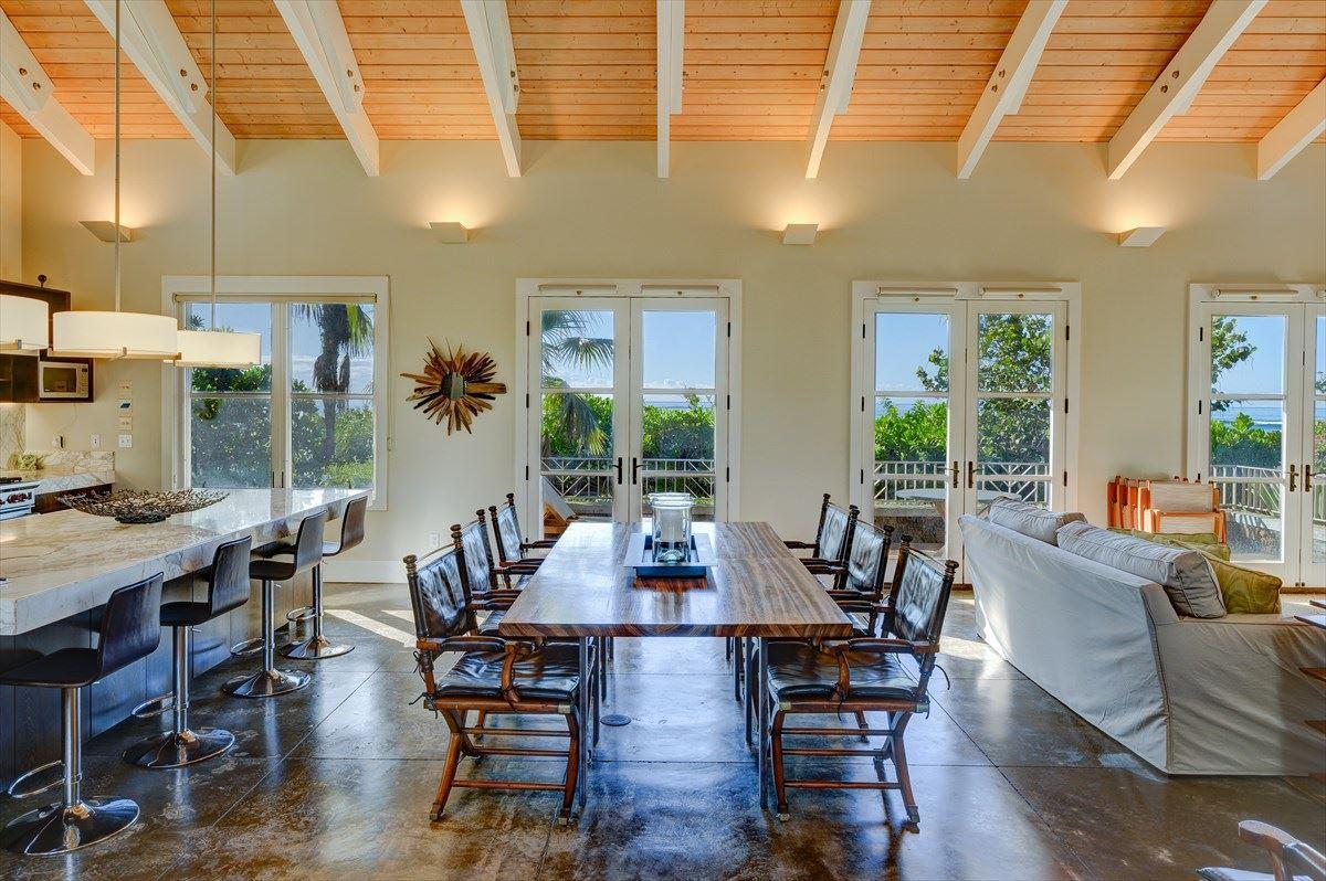 Luxury real estate open concept Designer custom home
