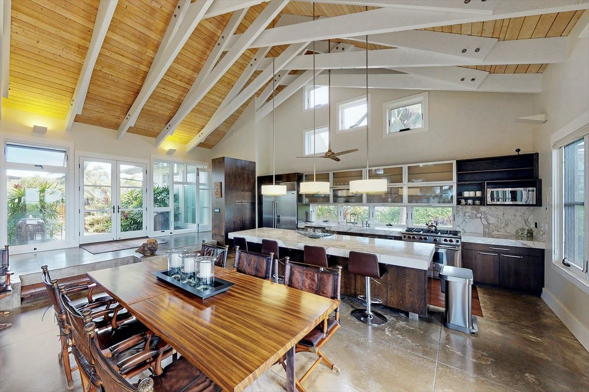 open concept Designer custom home mansions