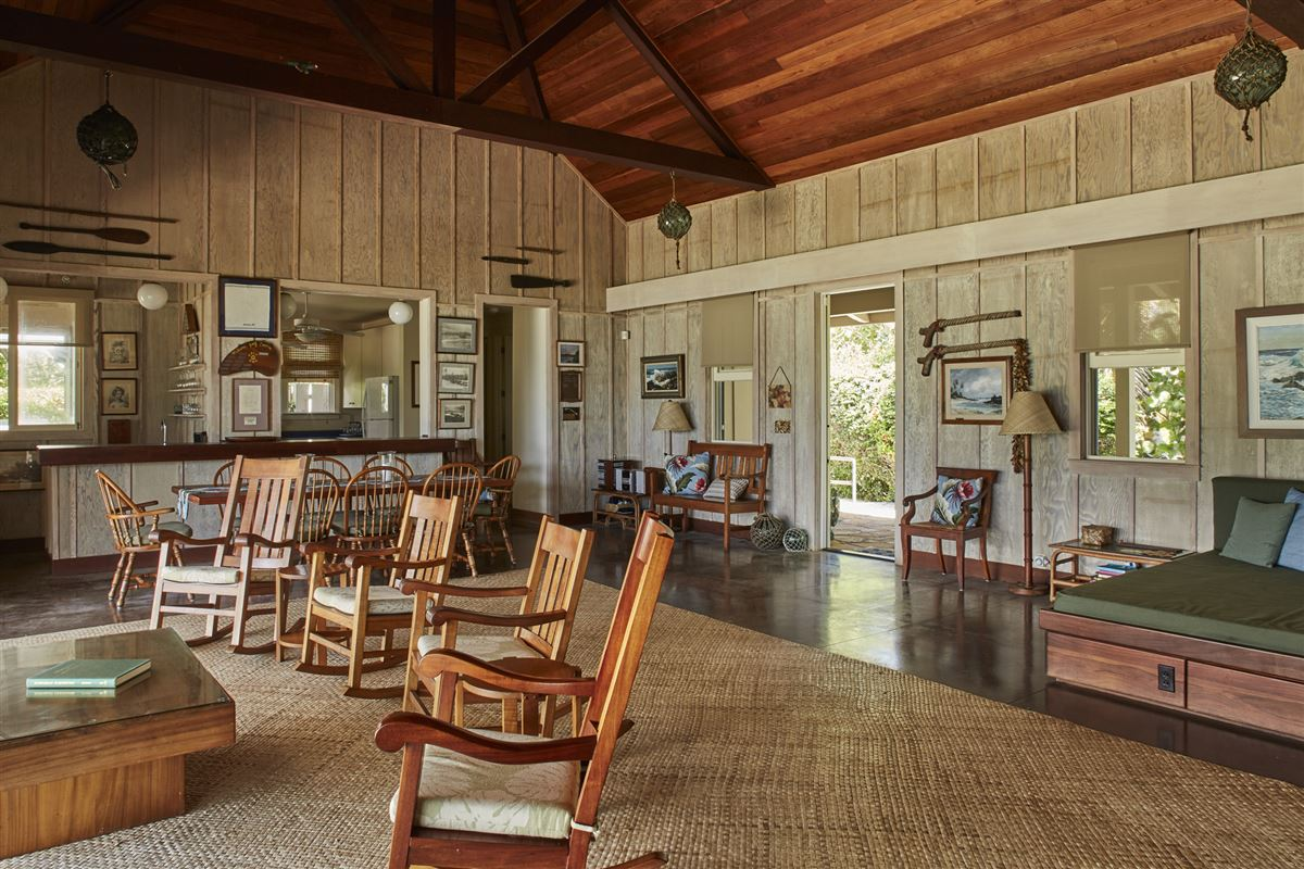 BEACHSIDE LODGE in Hawaii luxury real estate