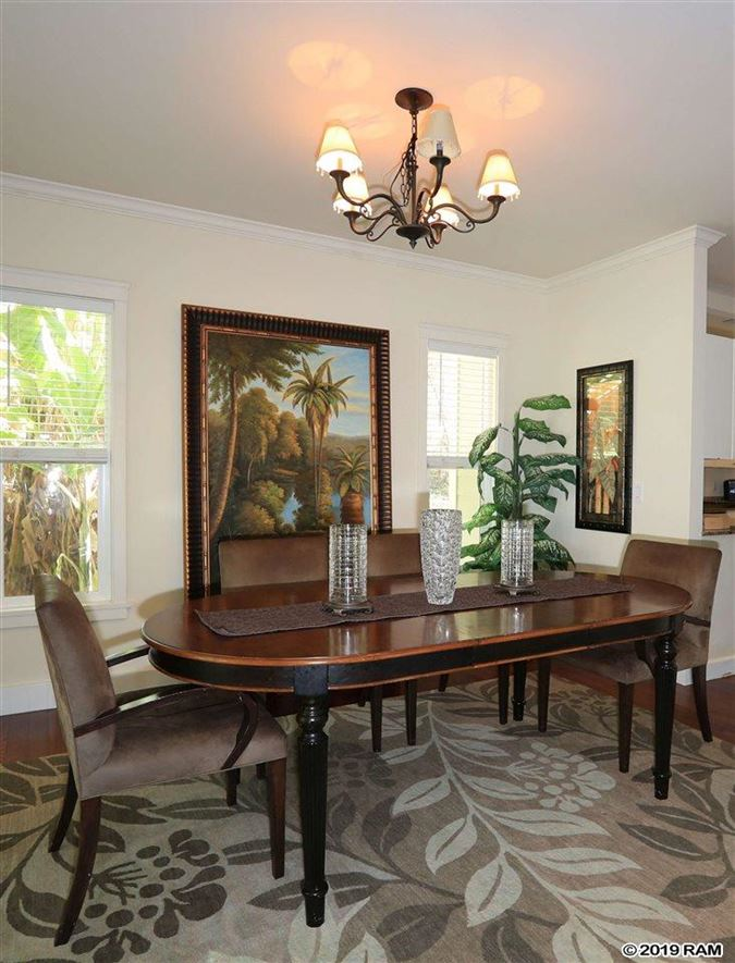 Mansions in inviting home in gated Kahana Wai