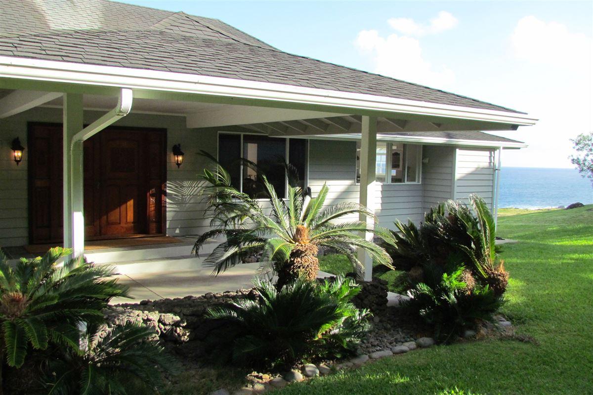 Maui Oceanfront Estate  luxury real estate