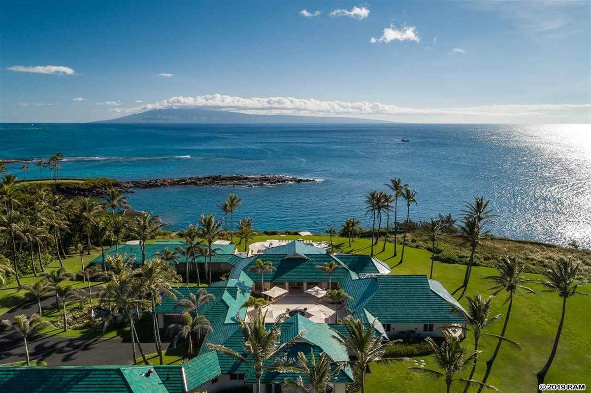 Luxury real estate Hawea Point on West Maui