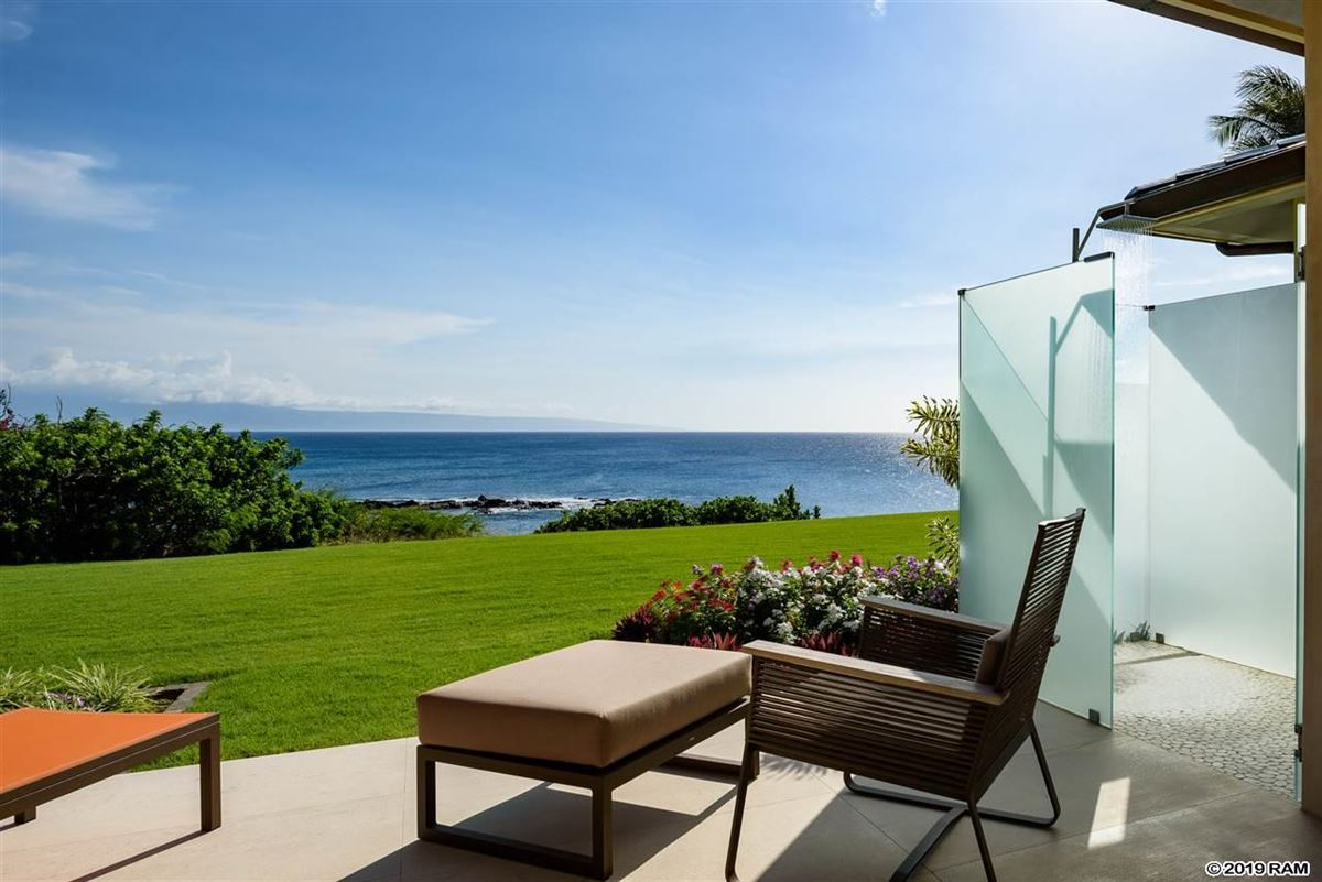 Luxury homes Hawea Point on West Maui