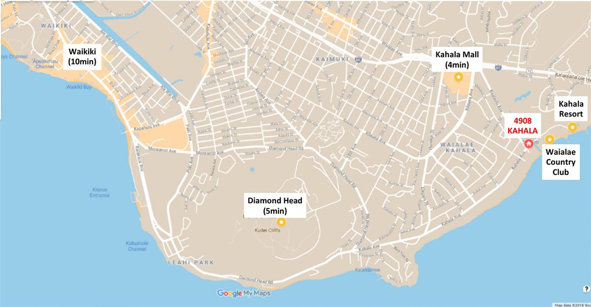 Mansions ocean view kahala avenue home steps to beach and kahala resort