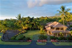 Luxury homes expansive custom residence in Ke Alohi Kai