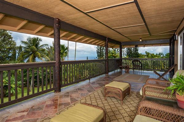 An amazing Big Island Estate  mansions