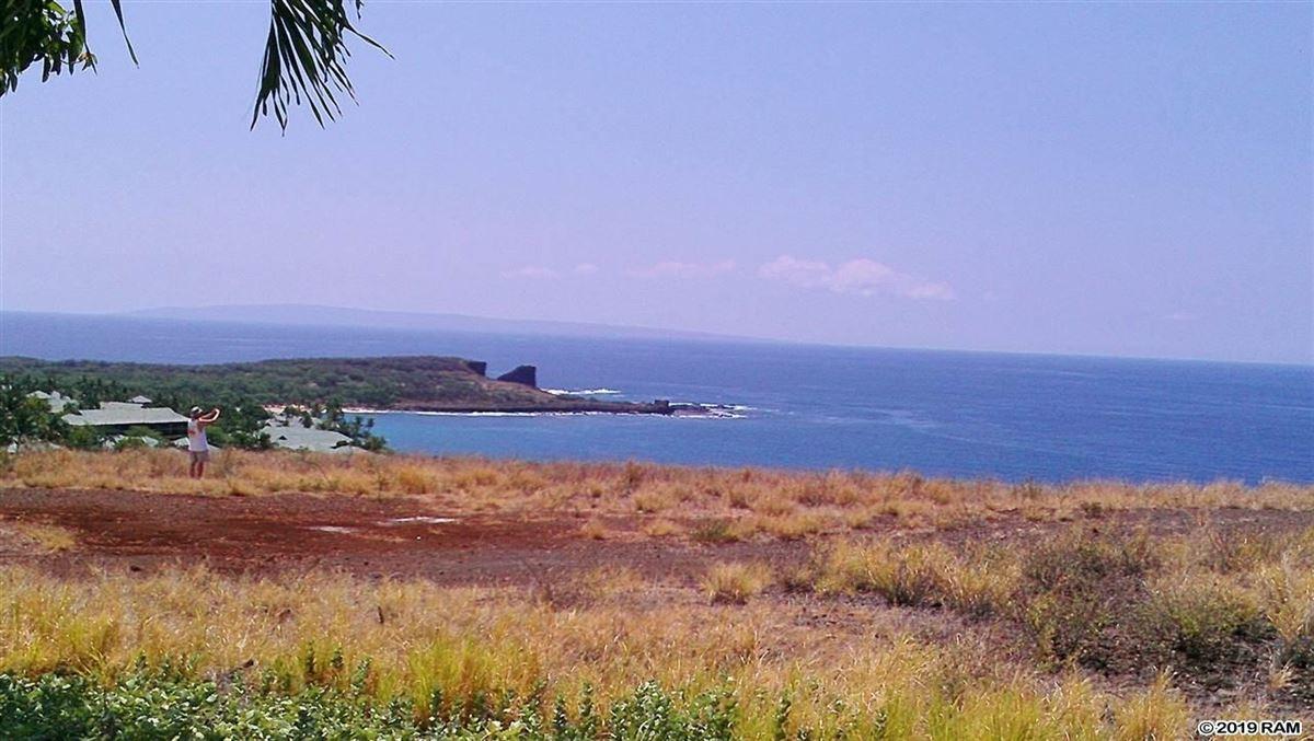 Luxury real estate Expansive Ocean views in lanai city