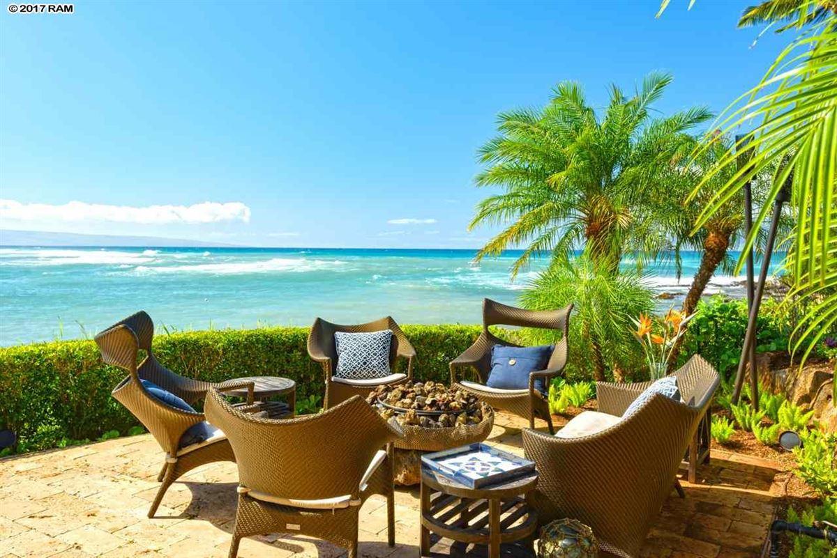 Luxury properties magnificent Kahana Estate