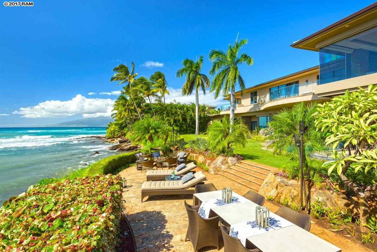 magnificent Kahana Estate luxury properties