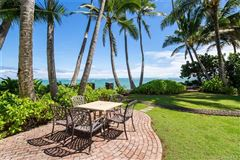 Luxury real estate OCEANFRONT SECLUSION