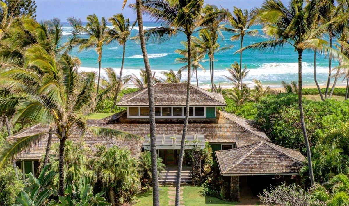 Extraordinary Hawaiian Style Home