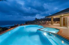 Luxury homes in more than 21 acre estate on the North Shore of Kauai