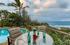 Mansions in more than 21 acre estate on the North Shore of Kauai