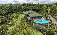 Luxury homes more than 21 acre estate on the North Shore of Kauai