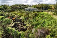 more than 21 acre estate on the North Shore of Kauai luxury homes