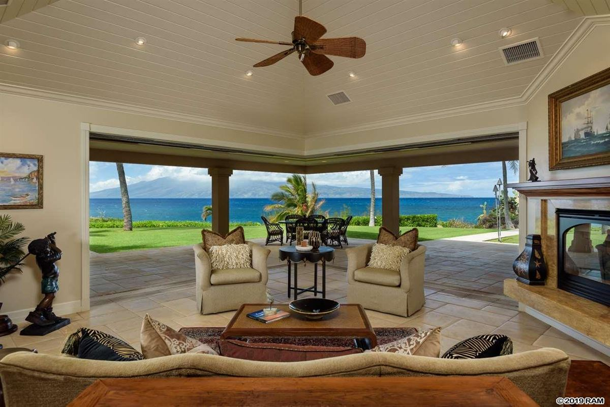 Luxury properties secluded oceanfront property