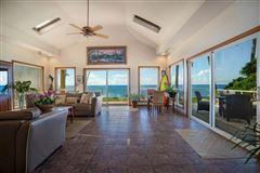 Luxury properties custom home with indoor-outdoor living