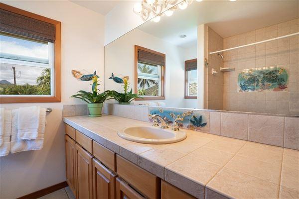 Luxury homes in custom home with indoor-outdoor living