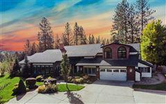 Luxury real estate Little Spokane River frontage