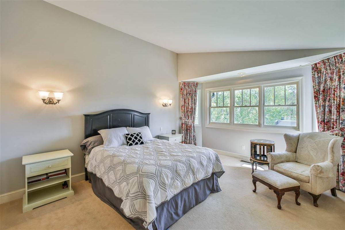 Luxury homes Little Spokane River frontage