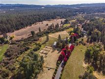 Luxury properties Little Spokane River frontage
