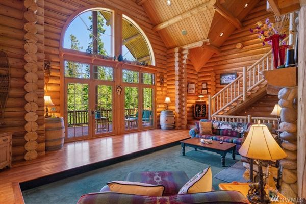 Luxury homes SPectacular Lodge