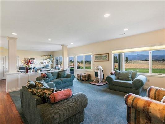 immaculate custom home on ten acres luxury properties